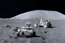 Vodafone and Nokia to create a Moon-based communications network using 4G LTE