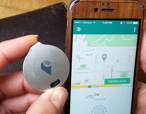 Gps Tracking With Mobile App